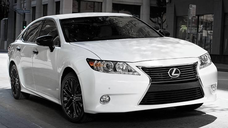 Lexus ES 350<br><h5>от 800 руб/час</h5>